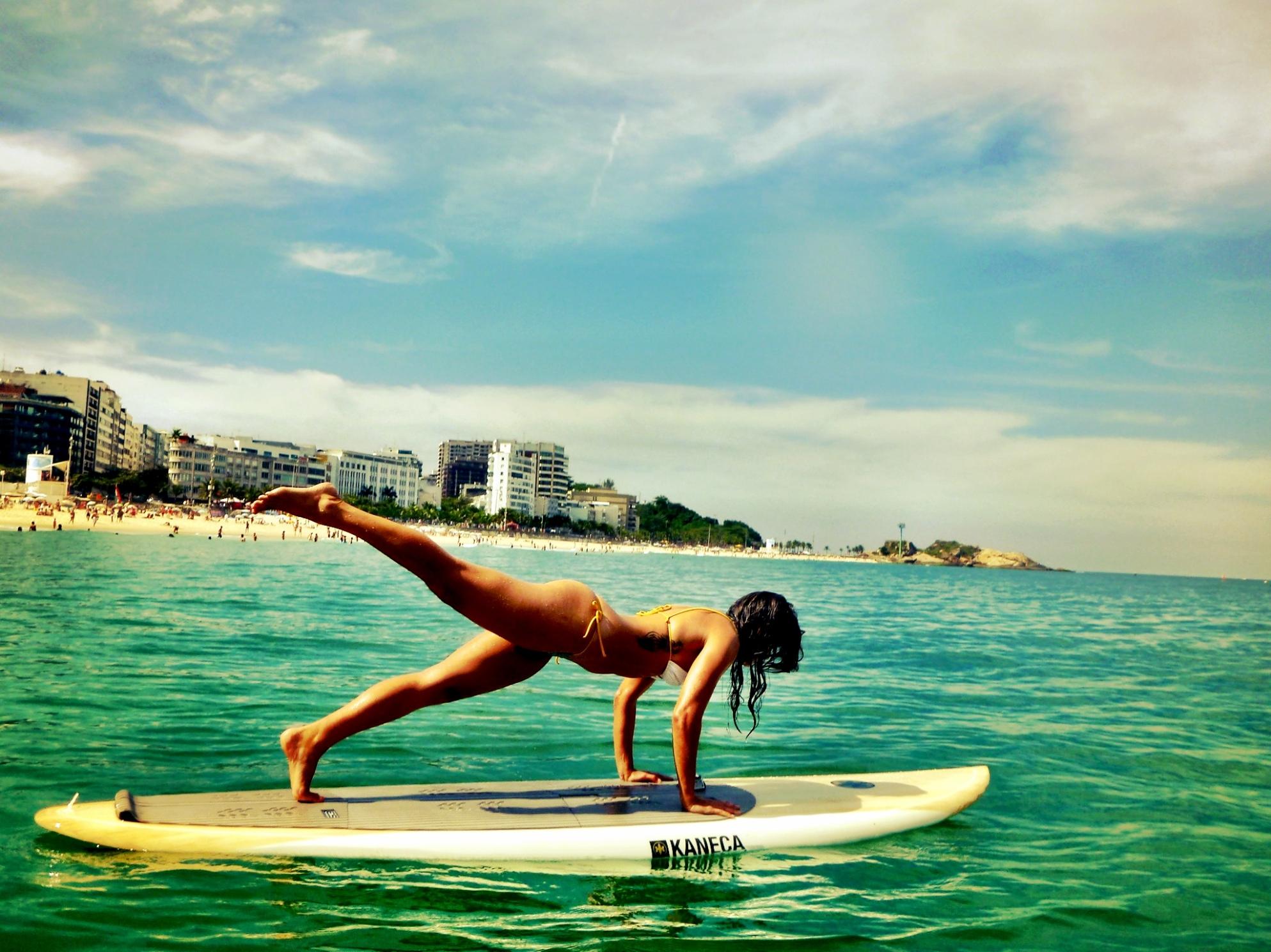 SUP Yoga Brazil